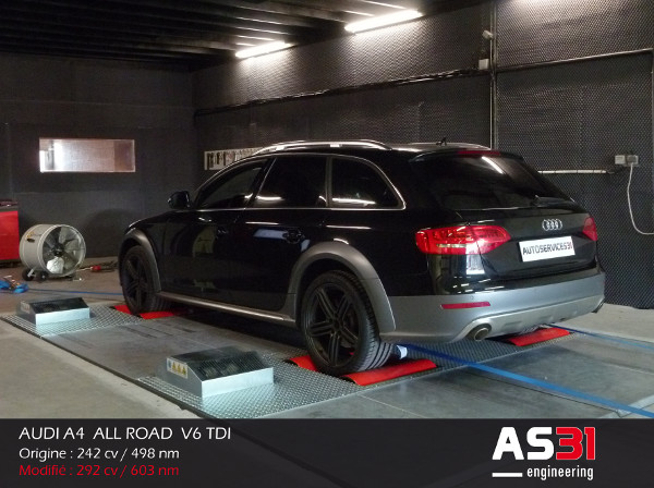 audi a4  all road  v6 tdi